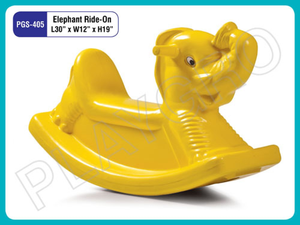 Best Elephant Rideon - Ride Ons Manufacturer in Delhi NCR