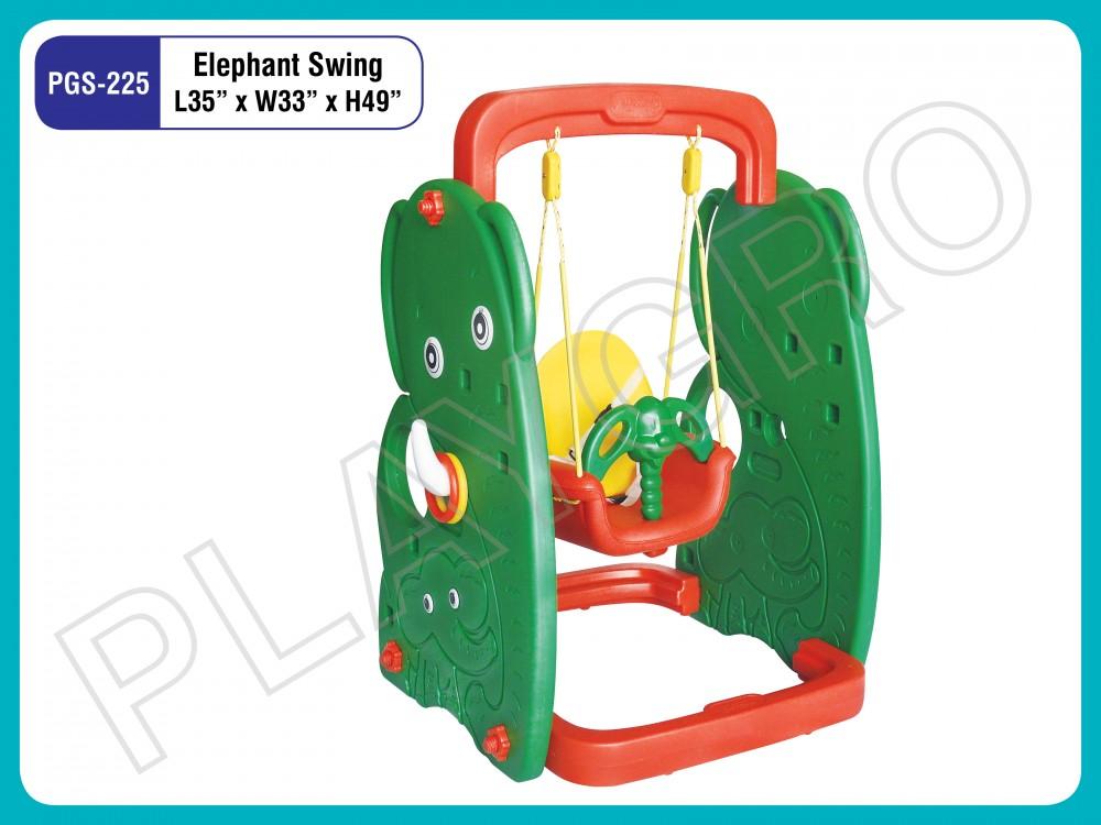 Best Elephant Swing - Swings Manufacturer in Delhi NCR