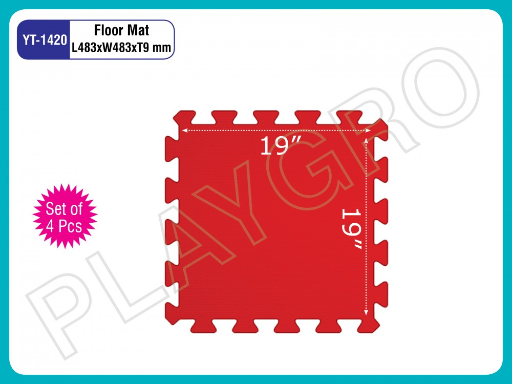 Best Floor Mats (Set Of 4 Pcs.) - Indoor Floor Mats Manufacturer in Delhi NCR