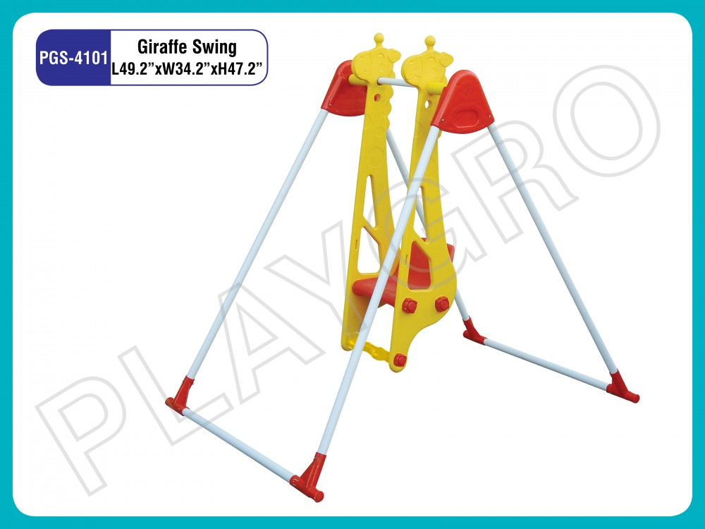 Best Giraffe Swing - Swings Manufacturer in Delhi NCR