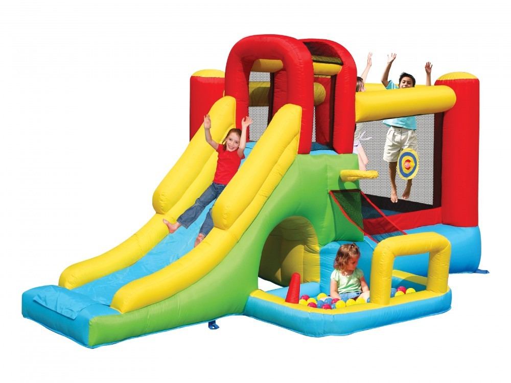 Best Inflatables - Outdoor Play Equipments Manufacturer in Delhi NCR