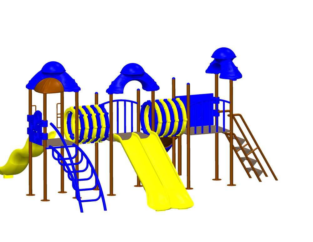 Outdoor Play Equipments Manufacturer in Delhi NCR