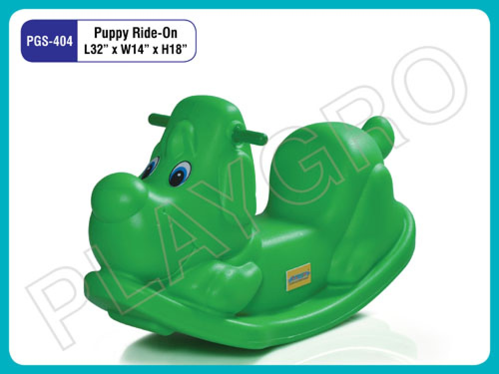 Best Puppy Rideon - Ride Ons Manufacturer in Delhi NCR