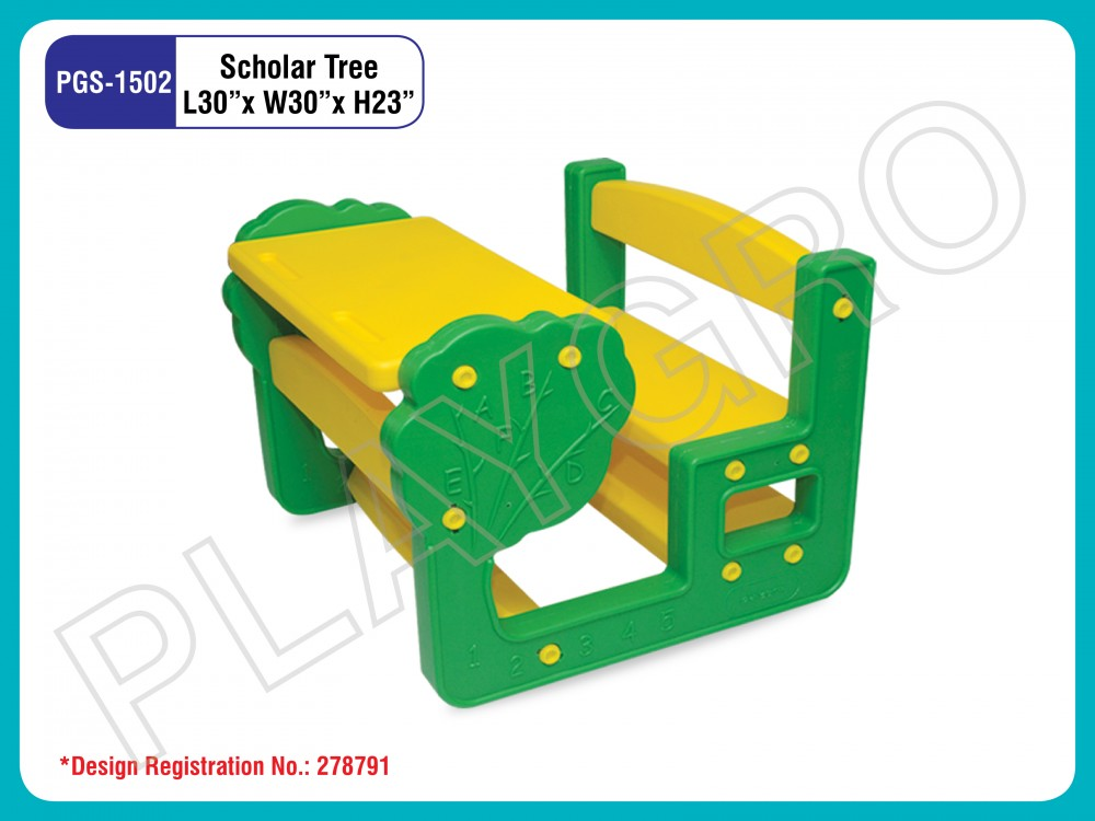 Best Scholar Tree - Primary School Furniture Manufacturer in Delhi NCR