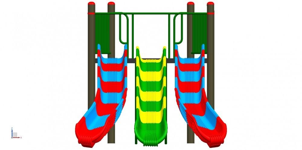Best Slides - Outdoor Play Equipments Manufacturer in Delhi NCR