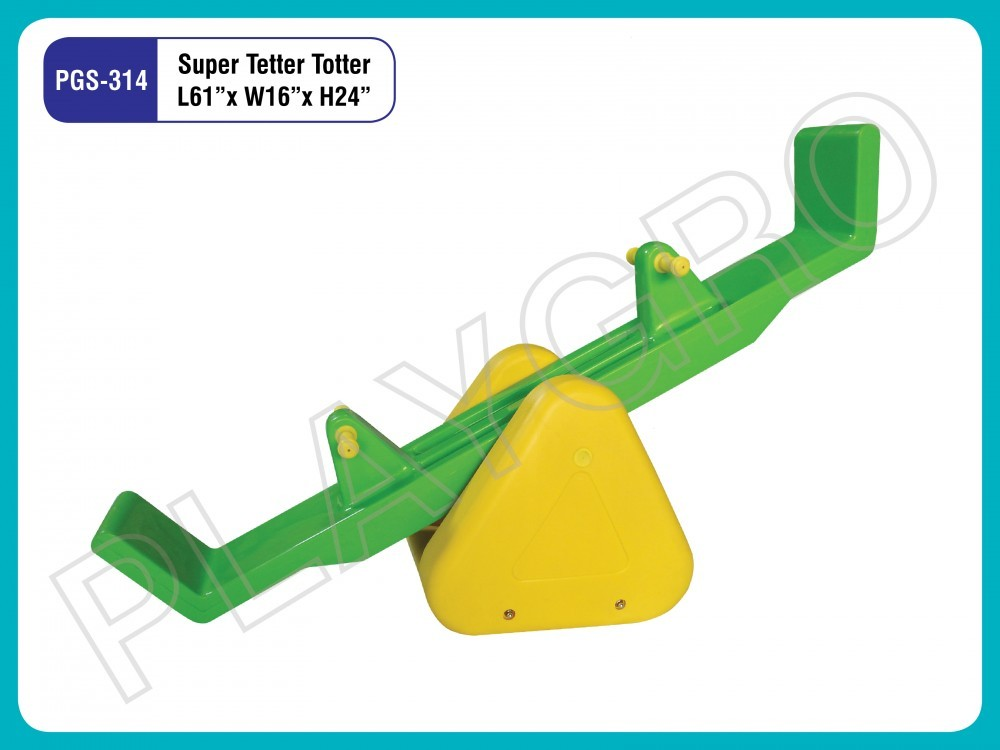 Best Tetter-Totter - Ride on & Rockers Manufacturer in Delhi NCR