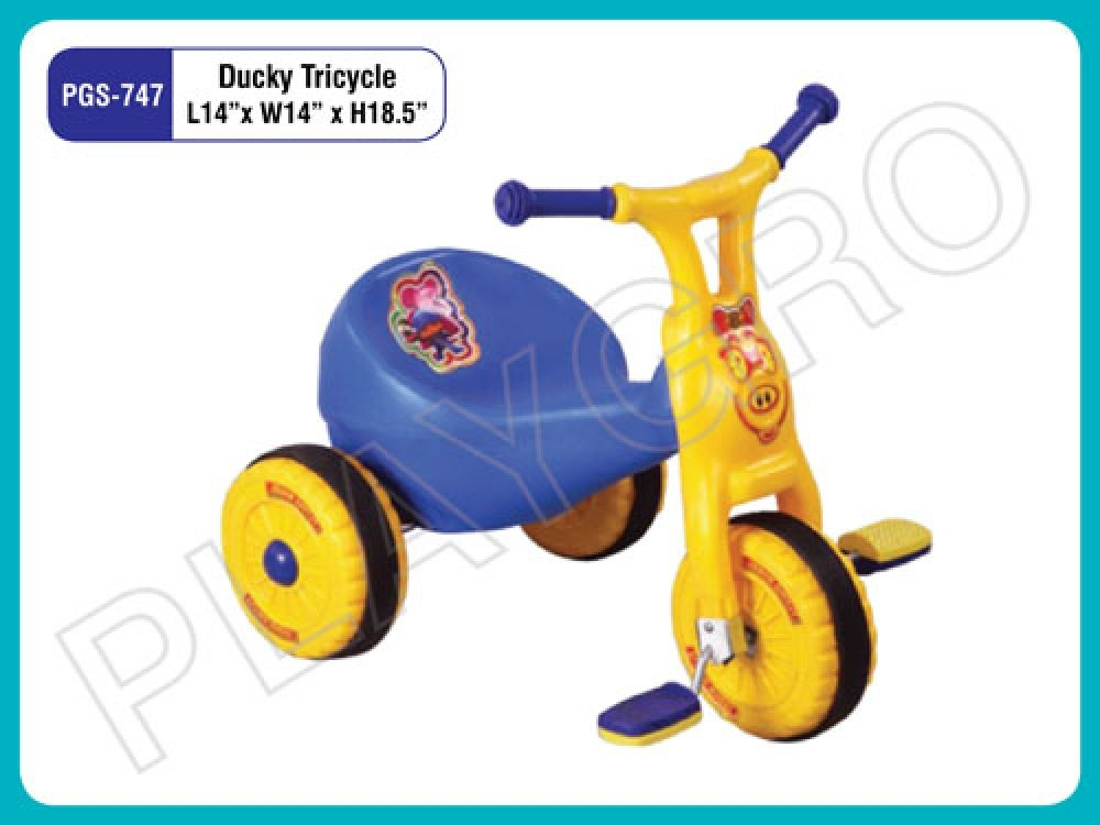 Best Tricycles - Ride on & Rockers Manufacturer in Delhi NCR