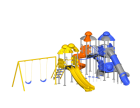 School Outdoor Play Equipments - Outdoor Play Equipments in Delhi NCR