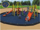 Scrambler Series - Outdoor Play Equipments in Delhi NCR